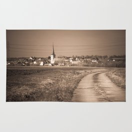 German Village II Rug
