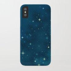 Northern Skies I iPhone X Slim Case
