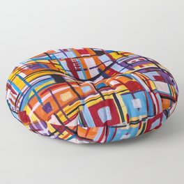 Concealed Mindfulness Floor Pillow