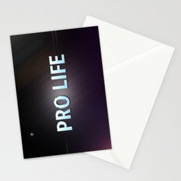 Pro Life Stationery Cards