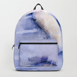 Love Unfolding No.26G by Kathy Morton Stanion Backpack