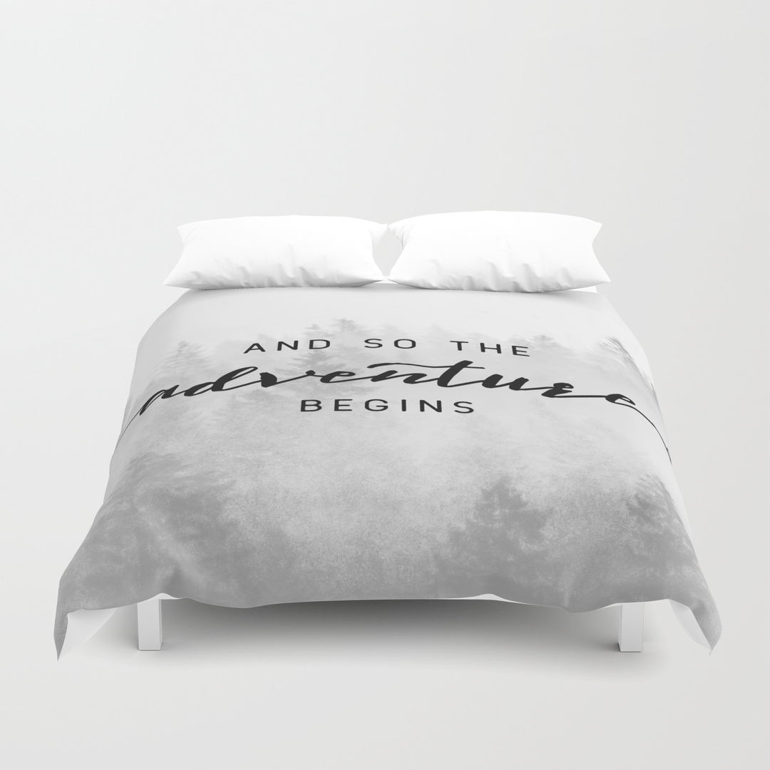 Digital and typography duvet covers society6 gamestrikefo Images