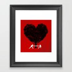 Labor of Love Framed Art Print