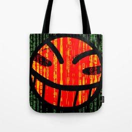 Cowboy Bebop Hacked Smile Tote Bag