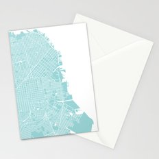 WE LOVE SF Stationery Cards