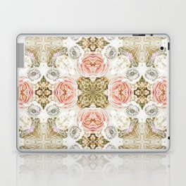 Vintage Floral Two Laptop & iPad Skin