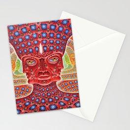 alex grey 2021 ori art head Stationery Cards