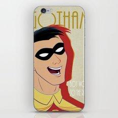 Gotham #2 iPhone & iPod Skin