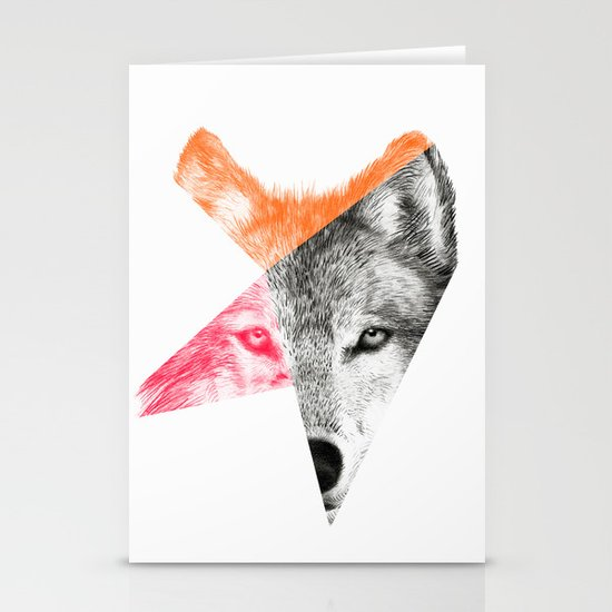 Wild - by Eric Fan and Garima Dhawan Stationery Cards