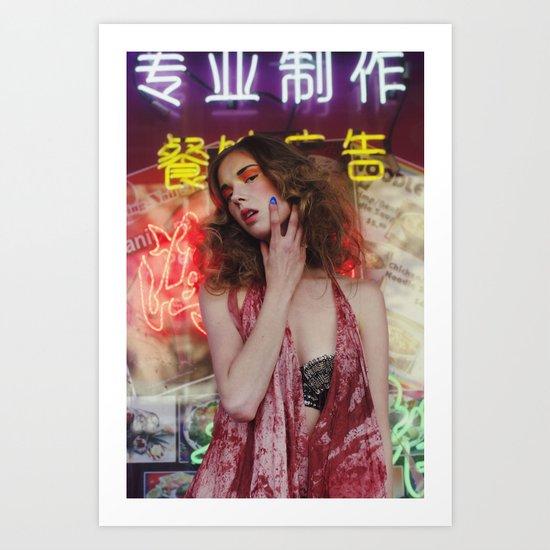 Disorient Art Print