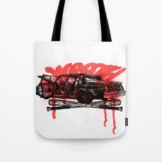 Wrath! Tote Bag
