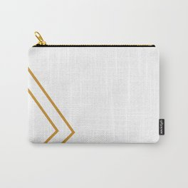 Minimalist Luxury Carry-All Pouch
