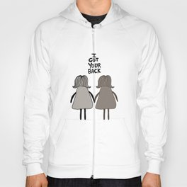 Got Your Back #GirlScouts #Fundraiser Hoody