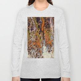 Autumnal ferns Long Sleeve T-shirt
