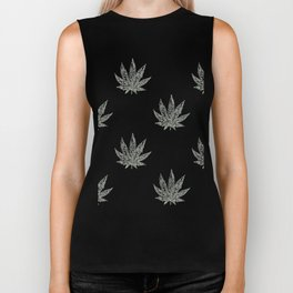 Sweet Leaf Blacklight 2 Biker Tank