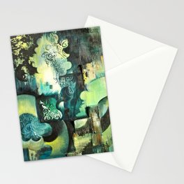 Sleeping to dream. Stationery Cards