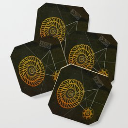 Looking for Ancestral Treasures Coaster