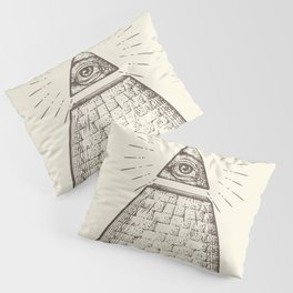 iLLuminati Pillow Sham