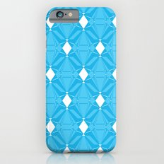 Abstract [BLUE] Emeralds iPhone 6s Slim Case