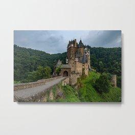 Burg Eltz Sachsen GERMANY Metal Print