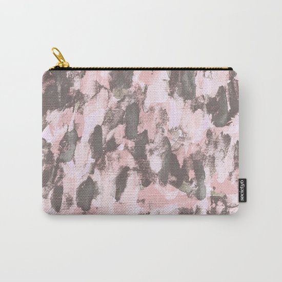 Abstract Sixteen Carry-All Pouch
