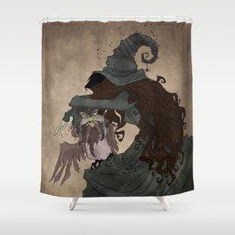 Elphaba Shower Curtain