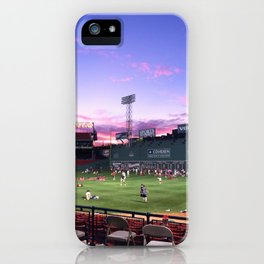 Fenway at Sunset iPhone Case
