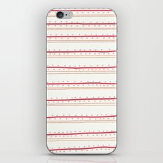 Stripes and Spots iPhone Skin