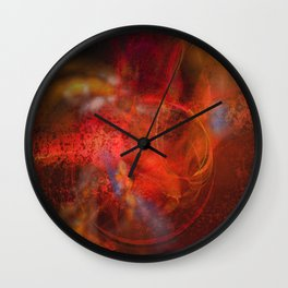 Azimut 6 Wall Clock