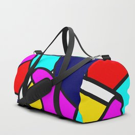 Abstract Art #6 Duffle Bag