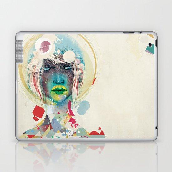broken - light Laptop & iPad Skin
