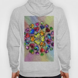 heart beat II Hoody