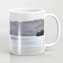 Felix Edouard Vallotton - Edge Of The Seine At Tournedos - Digital Remastered Edition Coffee Mug