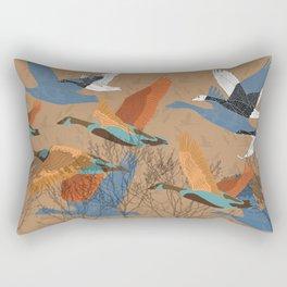 Goose Rectangular Pillow