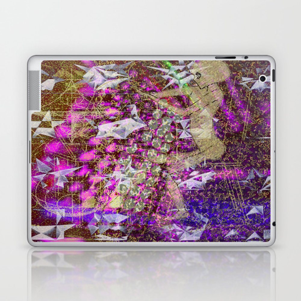 Just The Same Old Song Laptop & Ipad Skin by Pattonmcginley LSK8032679