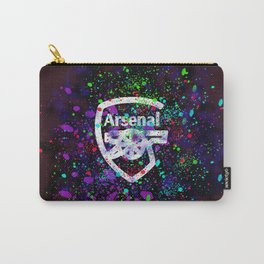 Arsenal Watercolor Carry-All Pouch