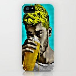 Zayn Malik Pop Art iPhone Case
