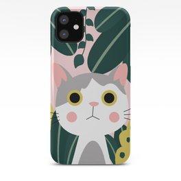 Jungle Cat iPhone Case