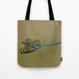 Dragonfly Fly-by Tote Bag