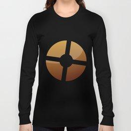 Team Fortresş 2 Logo Long Sleeve T-shirt