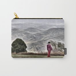 In Awe or Alone?. Carry-All Pouch