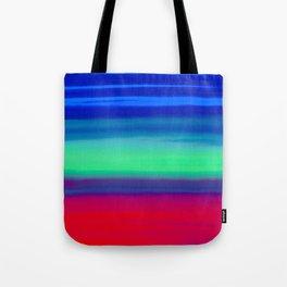 Rocket Blue Tote Bag