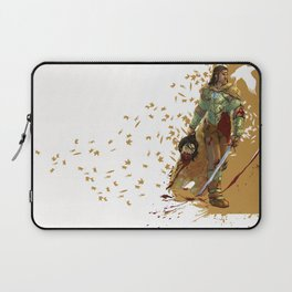 I came here to KILL YOU Laptop Sleeve