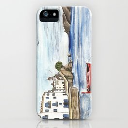 Cadaques 3 iPhone Case