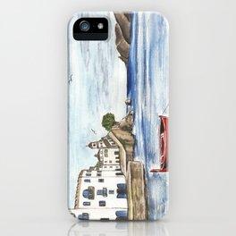 Cadaques 3 iPhone Case