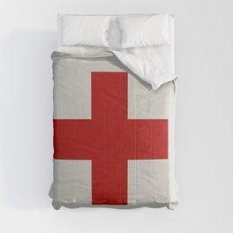 Remember Red Cross Comforters