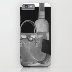 Fashion Illustration - Ink Wash Slim Case iPhone 6s
