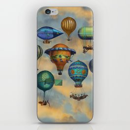 Aviation Flotation iPhone Skin
