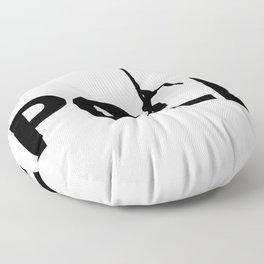 POLE Floor Pillow