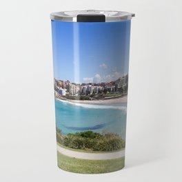 Coogee beach, Sydney, Australia Travel Mug